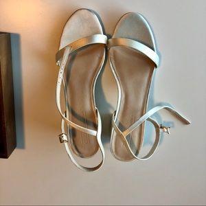 ASOS Satin Sandals